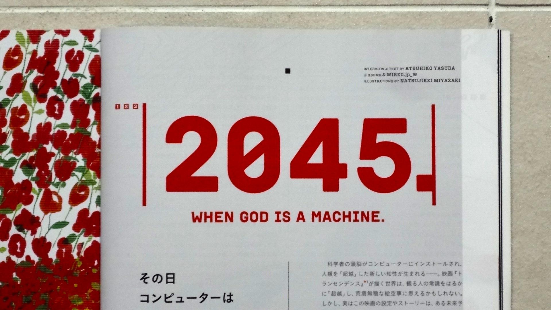 2045年問題-2